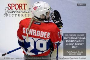 ice sledge hockey turin 2020