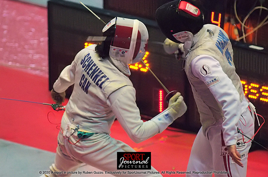 Fencing Cup Turin 2020
