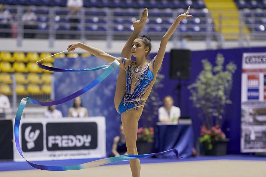 Alessia Leone, Eurogymnica