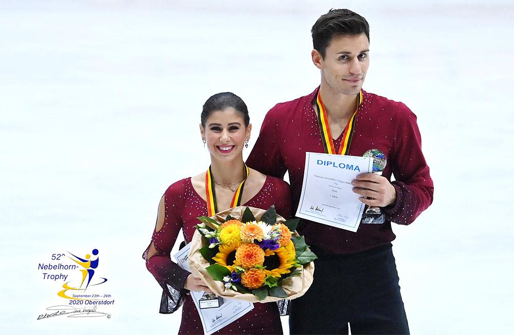 Rebecca Ghilardi e Filippo Ambrosini